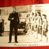 Fotografie- Cinema- Sunetul Muzicii ,cu Julie Andrews ,Cr.Plummer si copiii