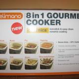 Delimano 8 in 1 Gourmet Cooker - Multicooker