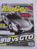 Revista Top Gear  - iunie    2010   /C rev P