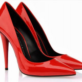 Pantofi stiletto Giuseppe Zanotti MIRROR - PE STOC - Super Promotie!!!