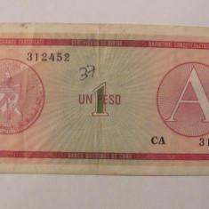 CY - Peso 1985 Cuba