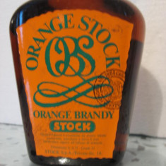 Orange drandy, stock, italy, cl 75 gr 35 - Lichior