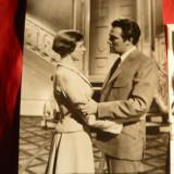 Fotografie- Cinema- Sunetul Muzicii ,cu Julie Andrews ,Cr.Plummer , 15,6x21 cm