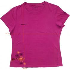 Tricou munte drumetii MAMMUT (dama 2XL) cod-172181 - Imbracaminte outdoor Mammut, Marime: XXL, Femei