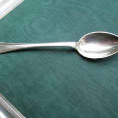 #2 - Lingurita de argint masiv , 13,5 centimetri