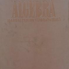 ALGEBRA - MANUAL PENTRU CLASA A X-A REALA - Iacob Crisan, Alexandru Pop 1960 - Manual scolar didactica si pedagogica, Clasa 10, Didactica si Pedagogica, Matematica