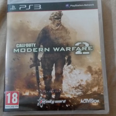 Joc Call of Duty Modern Warfare 2, PS3, sigilat, alte sute de jocuri! - Jocuri PS3 Activision, Shooting, 18+, Single player
