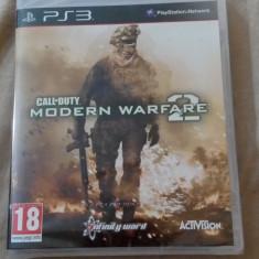 Joc Call of Duty Modern Warfare 2, PS3, sigilat, alte sute de jocuri! - Jocuri PS3 Activision, Shooting, 18+, Single player