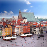 Bilet avion Bucuresti-Varsovia dus-intors