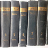 LENIN - OPERE COMPLETE (VOLUMELE 1-16, 19, 21-24 SI 26) - TOTAL 21 VOLUME - Carte de colectie