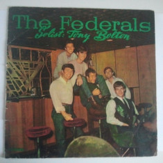 VINIL THE FEDERALS SOLIST: TONY BOLTON - Muzica Rock & Roll