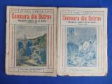 JULES VERNE - COMOARA DIN OSTROV  ( 2 VOL. ) -ED.CUGETAREA - INTERBELICA