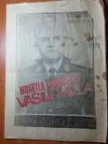 Colectia evenimentul-moartea generalului vasile milea 1990