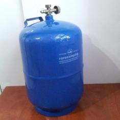Butelie voiaj/camping 8 litri-butelie cu arzator inclus 8litri, butelii camping - Aragaz/Arzator camping
