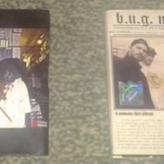 2 casete rap, hip hop romanesc, BUG Mafia- Intotdeauna pt todeauna si Baieti buni - Muzica Hip Hop, Casete audio