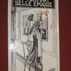 La perfida belle epoque - carte 3D in limba italiana pentru adulti (1982) - Carte de colectie