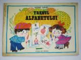 Trenul alfabetului  – Stela Cretu, George Zarafu Ed. Ion Creanga - 1979