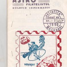 Bnk fil Astrofila - Buletin informativ 6/1990