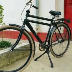 Vand bicicleta cortina - Bicicleta de oras, 24 inch, 28 inch, Numar viteze: 3, Otel, Negru