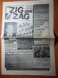 ziarul zig zag 23-29 iulie 1992