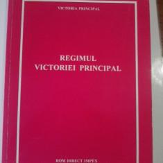 Regimul Victoriei Principal / Victoria Principal    / C52P