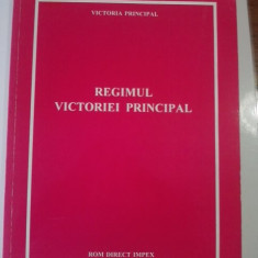 Regimul Victoriei Principal / Victoria Principal / C52P - Carte Dietoterapie