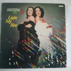 VINIL BACCARA LIGHT MY FIRE - Muzica Pop