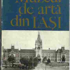 Claudiu Paradais - MUZEUL DE ARTA DIN IASI - Album Muzee