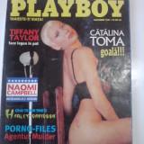 Revista Playboy - decembrie 1999 /C rev P - Revista barbati
