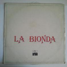 VINIL LA BIONDA 