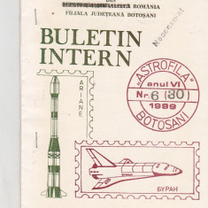 Bnk fil Astrofila - Buletin intern 6/1989