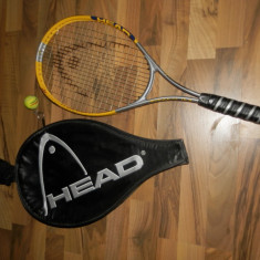 Racheta tenis de camp Head Titanium 1000, Comerciala, Adulti, Aliaj usor(titanium)
