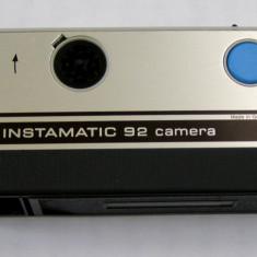 Kodak Instamatic 92 - Aparat Foto cu Film Kodak