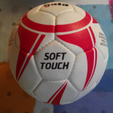 Minge handbal Soft Touch!