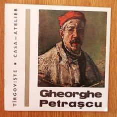 GHEORGHE PETRASCU- EXPOZITIE PERMANENTA- album de pictura cu ilustratii color - Album Pictura