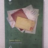 CORESPONDENTA-JAMES JOYCE