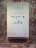 """Camil Petrescu - Teatru vol. II """"A1769"""""""