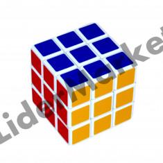 Cub Rubik 6.8 cm - joc de logica - Jocuri Logica si inteligenta