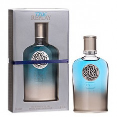 Replay True For Him EDT 50 ml pentru barbati - Parfum barbati Replay, Apa de toaleta