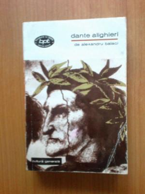 k4 Dante Alighieri - Alexandru Balaci foto