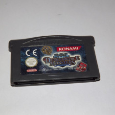 Joc consola Nintendo Gameboy Advance - Yu-Gi-Oh! Dungeondice Monsters - Jocuri Game Boy Altele, Actiune, Toate varstele, Single player