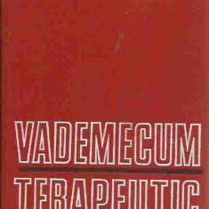 VADEMECUM TERAPEUTIC
