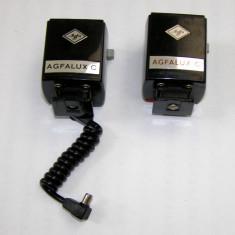 Adaptor blitz vintage Agfalux C si Agfalux CI - Adaptor aparat foto