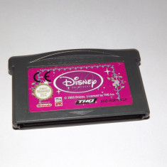 Joc consola Nintendo Gameboy Advance - Disney Princess - Jocuri Game Boy, Actiune, Toate varstele, Single player