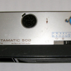 Kodak Instamatic 500 - Aparat Foto cu Film Kodak