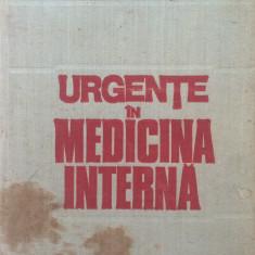 URGENTE IN MEDICINA INTERNA - Gheorghe Mogos
