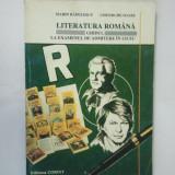 GHIDUL LA EXAMENUL DE ADMITERE IN LICEU - LITERATURA ROMANA