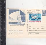 Bnk fil Carte postala stampila ocazionala Ziua armatei RSR 1984