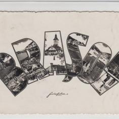 BRASOV, CIRCULATA MAI 1942 - Carte Postala Transilvania dupa 1918, Fotografie
