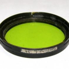 Filtru verde 36mm - Filtru foto